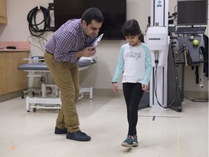 Research probes new tests to find deficits in post-concussion balance