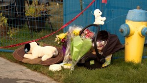 Smoke inhalation killed infant boy rescued from Edmonton house fire, autopsy finds