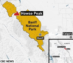 Bodies of 3 world-renowned climbers recovered from Banff avalanche