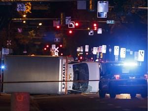 U-Haul donates $6,300 to Edmonton Police Foundation following truck attack