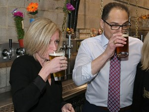 Finance minister vows to continue beer fight as Saskatchewan digs in heels