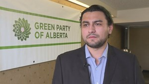 Cheryle Chagnon-Greyeyes voted new leader of Green Party of Alberta