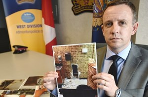 Jewelry thieves cut through walls during $500,000 Edmonton heist