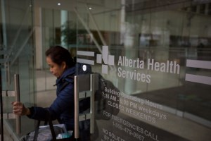 Alberta cuts health care spending for first time in 20 years