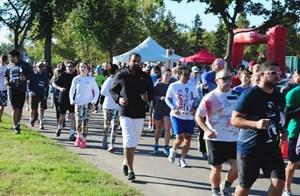 Terry Fox Run needs promotion, not gimmicks, say runners