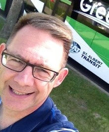 How a St. Albert man cut his electricity use in half by changing lights and habits