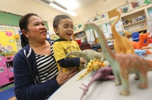City of Edmonton looks to make downtown daycare a little easier