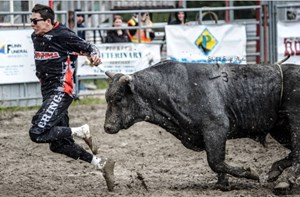 From Maskwacis to Las Vegas: Meet Kris Buffalo, the Indigenous professional bullfighter