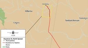 TransCanada preps to clear trees, shrubs for Keystone XL Alberta portion