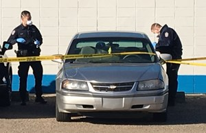 Man dead after early morning shooting at Edmonton community hall