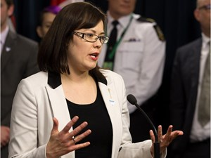 Street check guideline for all Alberta police in the works