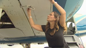 'It's time,' says first Indigenous woman in Canada to own airline
