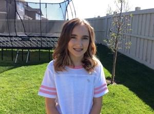 12-year-old St. Albert girl in need of bone marrow transplant