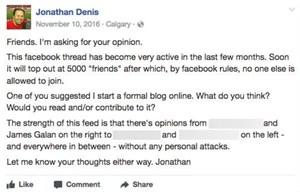 In search of 'James Galan': How seemingly fake social media accounts permeate Alberta politics