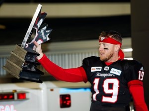 Stampeders hoping 3rd time's a charm after booking ticket to Grey Cup