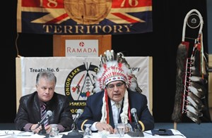 Onion Lake band to sue federal government over transparency law