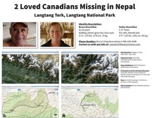 Family of couple missing in Nepal wait and hope