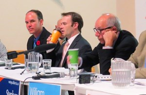 Front-runner Mandel targeted by opposition candidates in Edmonton-Whitemud