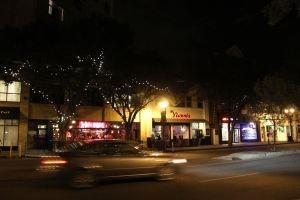 Tree lights on Whyte Avenue still not bright