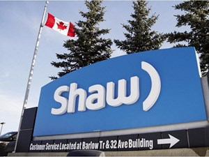 Shaw services interrupted across Canada