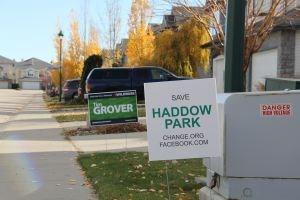Residents in Edmonton's Haddow neighbourhood unimpressed with design committee on new housing